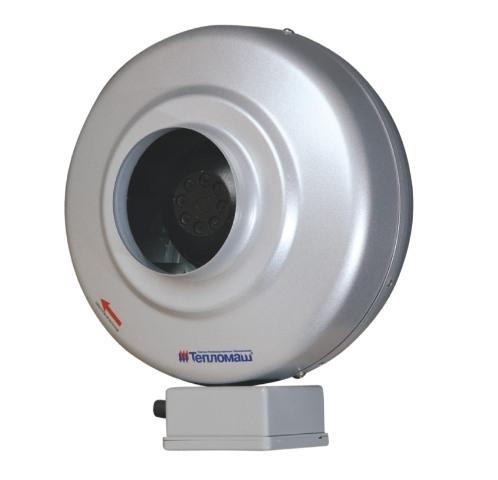 Вентиляторы канальные для круглых каналов