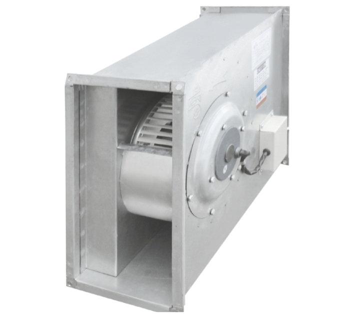 Вентиляторы канальные для прямоугольных каналов