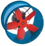 Вентиляторы осевые общетехнического назначения