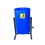 Урна уралочка 30 литров синяя