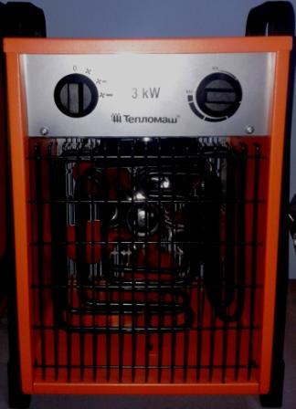 Тепловентилятор КЭВ - 3С41Е