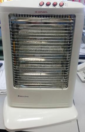 Галогеновый обогреватель NНH-07m бытовой