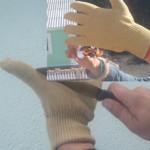 Спецперчатки кевларовые