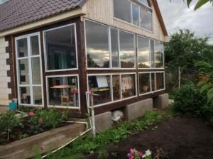 Окна и двери из алюминиевого профиля Оренбург