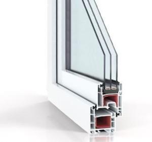 Пластиковые окна профиль Novotex
