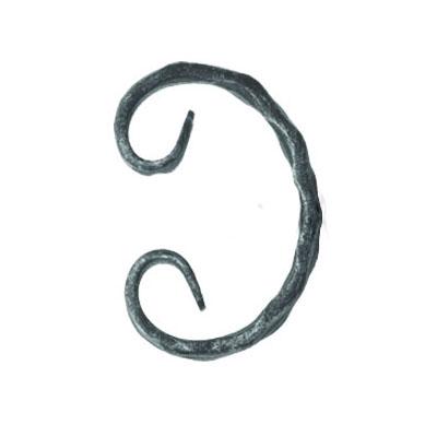 Кованый элемент Вензель 10.204