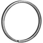 Кованое кольцо на дверь 11.031k