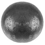 Кованый шар 43.030k