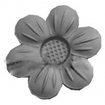 Кованый цветок 50.009