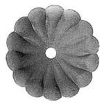 Цветок кованый 50.058k