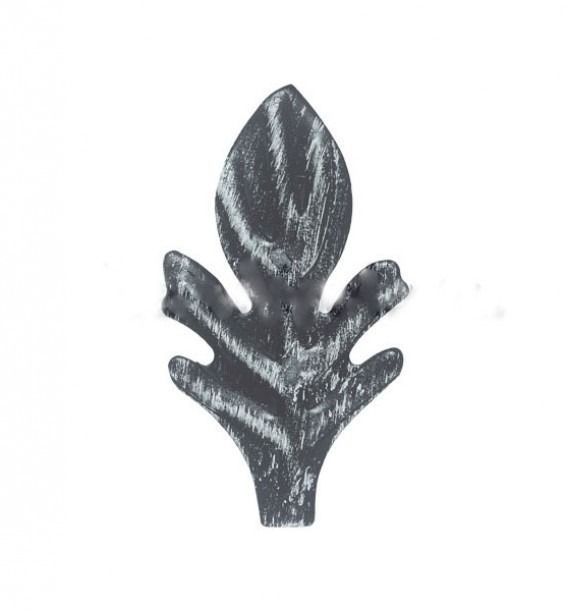 Кованый элемент Лист 51.001