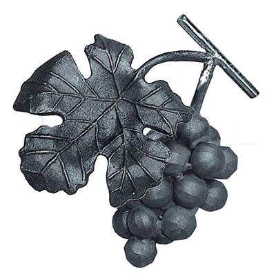 Кованый элемент Виноград 52.212k