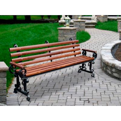 Скамейка 3 медведя