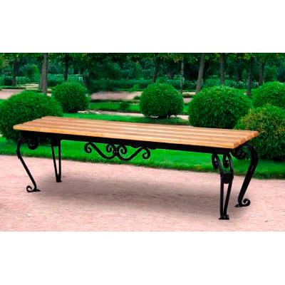 Финская скамейка