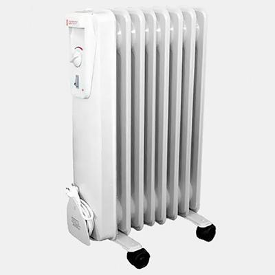 Масляный радиатор ЭРМПБ - 2.0