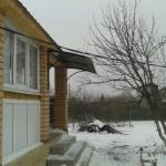 Козырек на дом купить Оренбург