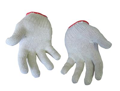 Перчатки ПВХ без рисунка