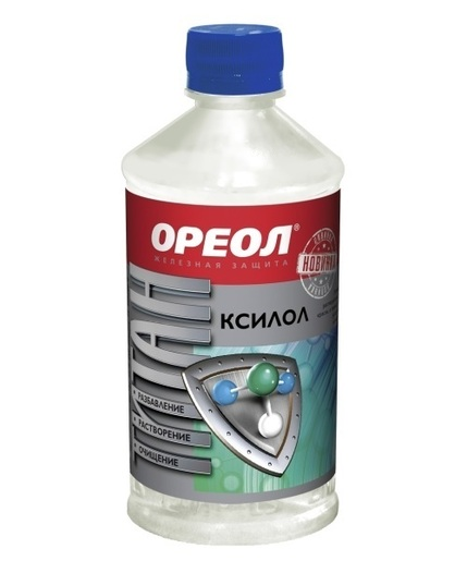 Ксилол Ореол 0,4 л