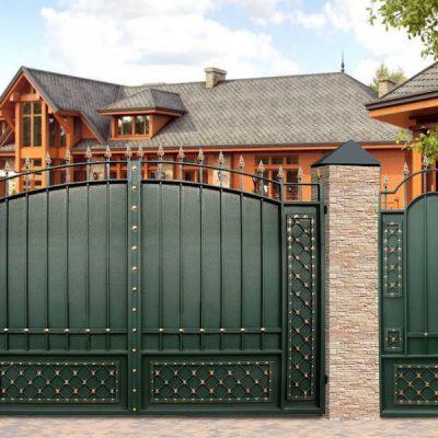 Ворота Дворянские СК