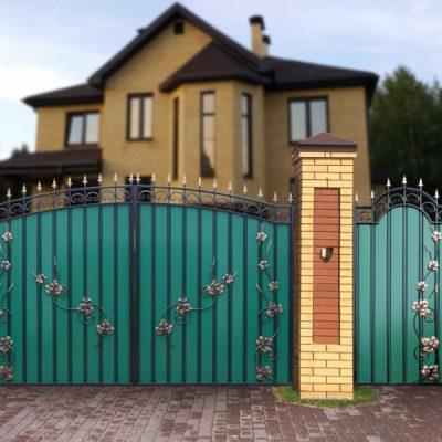 Ворота МПА лоза