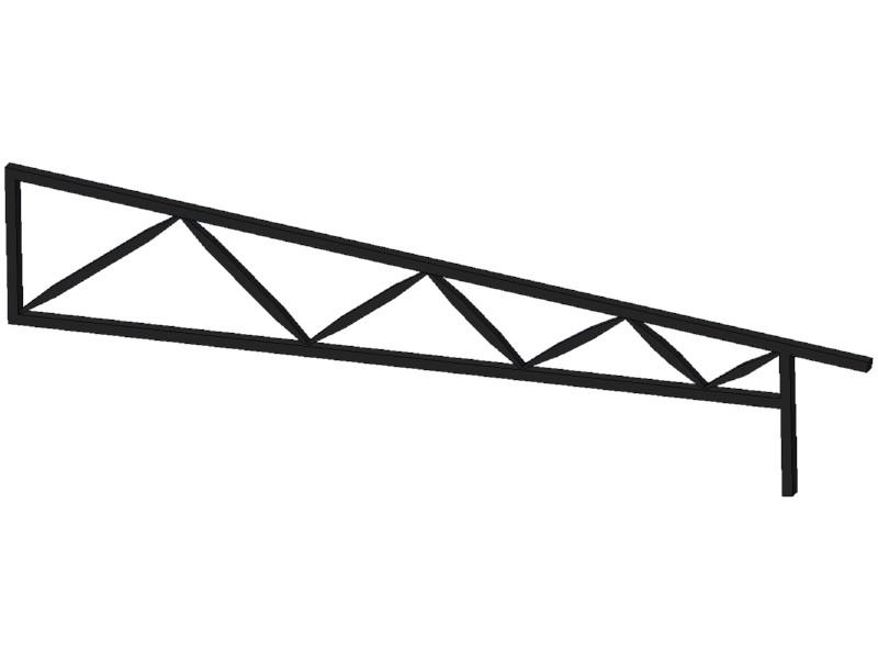 Полуферма №2 (1650х40х590)