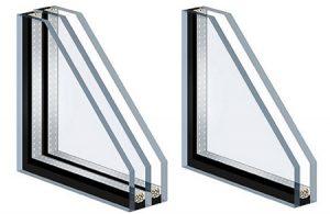 Двойной стеклопакет
